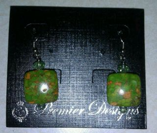 Fiesta Earrings from Premiere Designs Jewelry