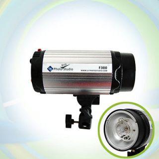 Photo Studio High Quality 300W 300watt Flash Strobe Light Lighting