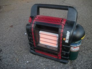 Mr. Heater Portable Propane Radiant Heater MH9B Buddy