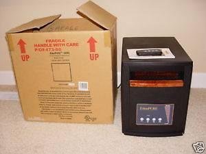 edenpure heaters in Portable & Space Heaters