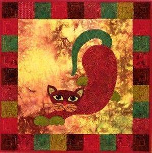 Free Bird House Quilt Patterns - CraftyBirds.com
