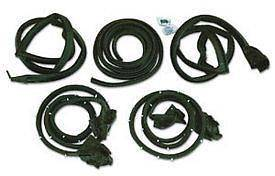 Regal & Grand National Soffseal 5Pc Weatherstrip Seal Kit Made in US