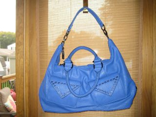 NWT R&J by Romeo & Juliet Couture Kelly Satchel Leather Handbag $78NR