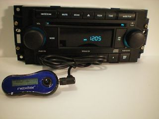 NICE06 07 08 DODGE RAM 1500 TRUCK OEM CD PLAYER RADIO/STEREO AUX/iPod