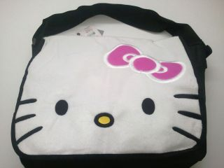 Hello Kitty Messenger / School / Diaper Bag  FACE