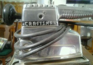 Vintage power tools  Craftsman sander model # 7681 collectible