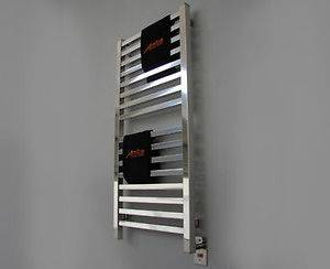 Quadro Q 2033 Towel Warmer & Space Heater 12 Panel   3 Color Choices