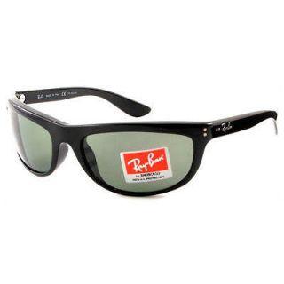 Ray Ban Balorama Polar Black Sunglasses RB 4089 601/58