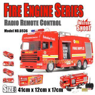 remote control fire trucks in Radio Control & Control Line