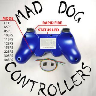 PS3 10 MODE RAPID FIRE MOD KIT FOR ALL SHOOTER GAMES   COD BLACK