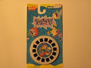 Fisher Price View Master 3 3D Reels Nickelodeon Rug Rats