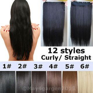 curly human hair extensions in Womens Hair Extensions