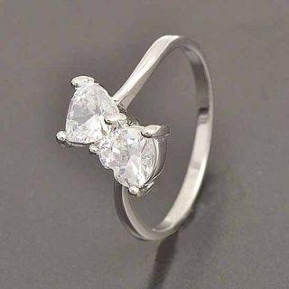cubic zirconia rings in Engagement Rings
