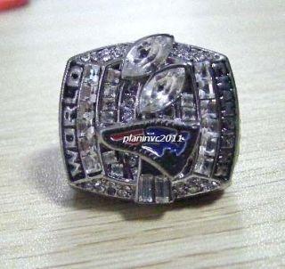 NEW 2003 NFL New England Patriots SUPER BOWL World Championship Ring