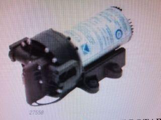 NEW Aquatec High Pressure Variable Speed Water Pump 27558 LOTS More