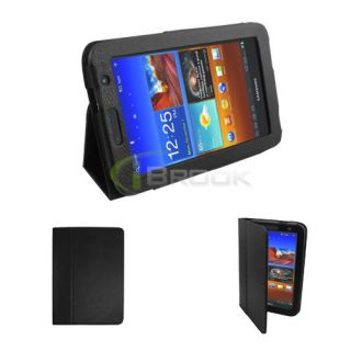 Folio PU Leather Case Cover Stand For Samsung Galaxy Tab 2 7.0 7