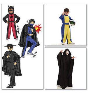 batman pattern in Costume Patterns