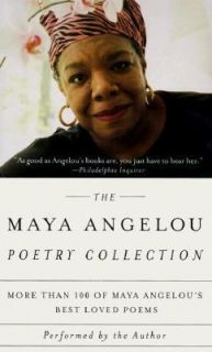 The Maya Angelou Poetry Collection by Maya Angelou 1999, Cassette