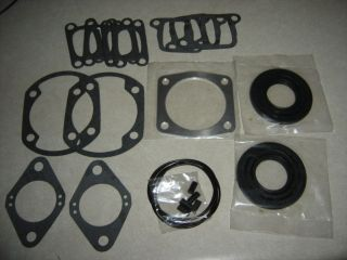 Rotax 503 ultralight aircraft engine gasket set w/seals