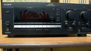 Sony FM Stereo AM/FM Receiver STR GA7ES Home Audio Digital Signal