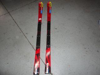 salomon equipe in Downhill Skiing
