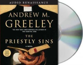The Priestly Sins by Andrew M. Greeley 2004, CD, Abridged, Revised