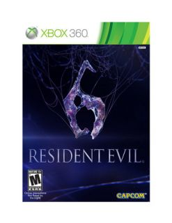 resident evil game in Video Games