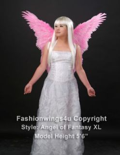 faery angel fairy macaw bird parrot costume feather wings adults