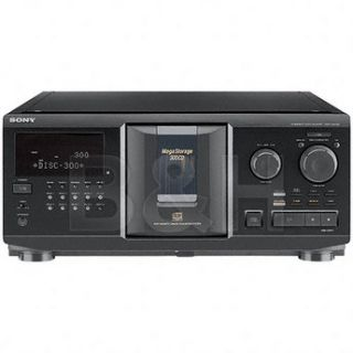 Sony CDP CX335 CD Changer