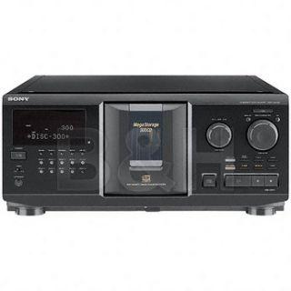 Sony CDP CX335 CD Changer