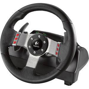 logitech g27 steering wheel in Video Games & Consoles