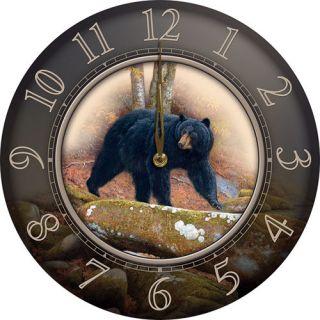 29205 Stepping Stones Bears 12 Clock Artist Hayden Lambson Free