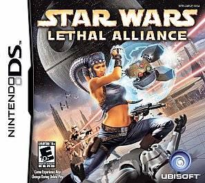 Star Wars Lethal Alliance Nintendo DS, 2006