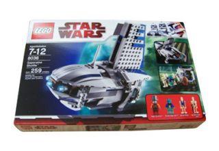 Lego Star Wars The Clone Wars Separatists Shuttle 8036