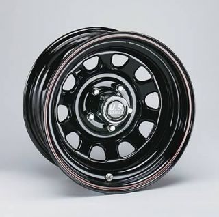 Wheel 84 Series Black Seel Dayona Wheels 16x8 5x4.5 BC Se