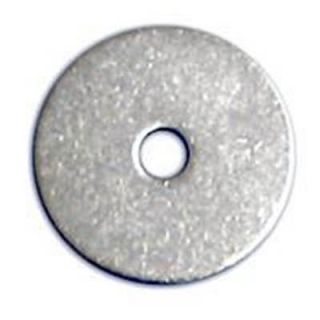 Stainless Steel Fender Washer 25/PCS 1/2 x 1 1/2