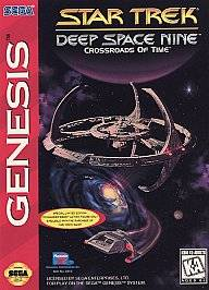 Star Trek Deep Space Nine    Crossroads of Time Sega Genesis, 1995