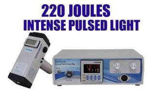 Laser Intense Pulsed Light Hair Removal Machine Stretch Marks Wrinkles