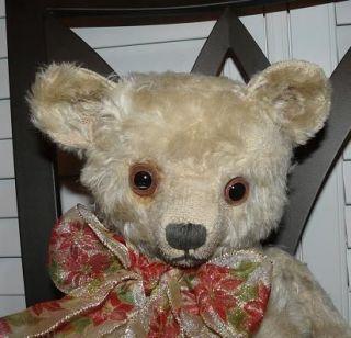 WELL LOVED ANTIQUE GERMAN TEDDY BEAR** N/R