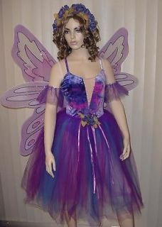 ... SUGAR PLUM FAIRY Christmas Dress w/Wings PURPLE HAZE Dance Costume ...  sc 1 st  PopScreen & Baby Sugar Plum Fairy Costume Your baby will look cuter and much