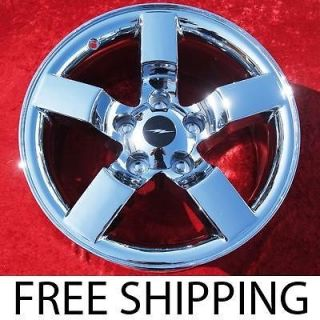 NEW 18 FORD F 150 LIGHTNING OEM CHROME WHEELS RIMS EXPEDITION 3420