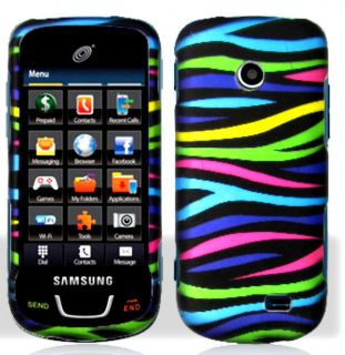 RZ** Straight Talk Samsung SGH T528G Faceplate Snap on Phone Cover
