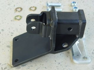 OEM Land Rover Discovery II 99 04 Trailer Tow Hitch Receiver