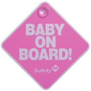 Baby  Baby Safety & Health  Car Window Signs & Decals