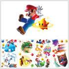 Giant Set 32 Super Mario Galaxy 2 Wii Wall Decals Yoshi Princess