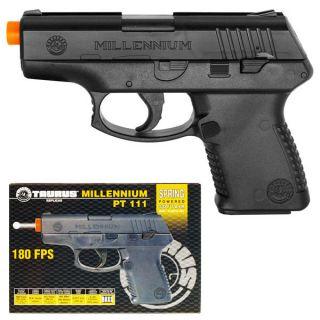 Taurus Millennium PT 111 Spring Powered Airsoft Hand Gun Pistol