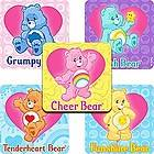 Care Bears Grumpy Tenderheart Good Luck tummy symbol