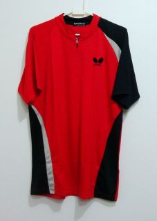 table tennis t shirt in Clothing,