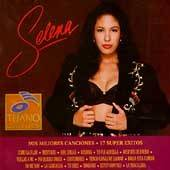 Mis Mejores Canciones 17 Super Exitos by Selena (CD)