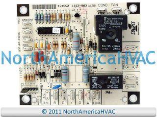 York Coleman Luxaire Heat Pump Defrost Control Circuit Board S1